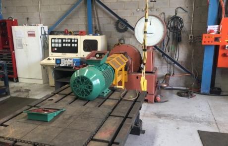 Dynamometer load testing